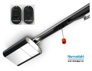Berner NET 3 NET3 Sektionaltor 13mm schwarz Notentriegelung Ersatz für Hörmann