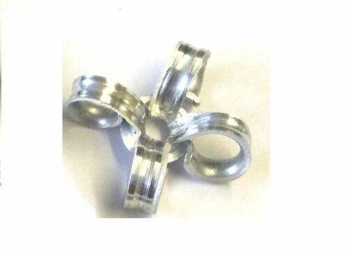 pelées dôme tête rivet 50 Pack acier tige peel 4.0 mm x 12mm corps en aluminium