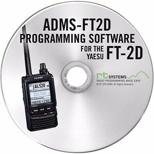 RT-Systems-Programming-Software-for-Yaesu-FT-2DR