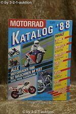 Motorrad Katalog Nr. 19 von 1988