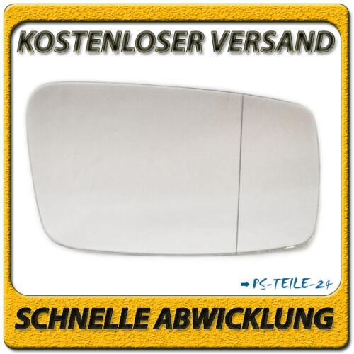 Vidrio pulido para volvo s40 v40 1995-2004 derecha lado del copiloto asphärisch