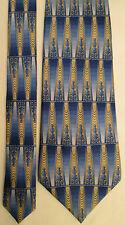 -AUTHENTIQUE  cravate cravatte   LANVIN  100% soie  TBEG  vintage