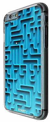 Cool Fun Maze Print Look Funky Case Cover For iphone 6 6S/6 plus 4 5 5C 5S