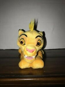 New-Disney-Theme-Parks-Lion-King-Plush-Baby-Simba-Cub-Stuffed-Animal-Toy-NWT