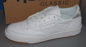 Damenschuhe REEBOK CLUB C 85 DIAMOND in colors Weiß 8   GUM SIZE 8 Weiß     61b8cf