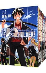 UQ-Holder-japanese-manga-book-Vol-1-to-23-set-comics-Ken-Akamatsu-anime