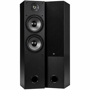 Dayton-Audio-T652-Dual-6-1-2-034-2-Way-Tower-Speaker-Pair