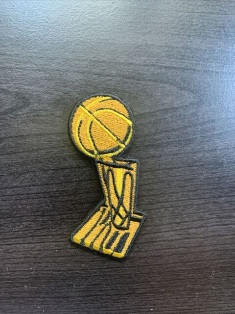 2007 2008 2009 NBA Finals Trophy Logo Jersey Patch Lakers ...