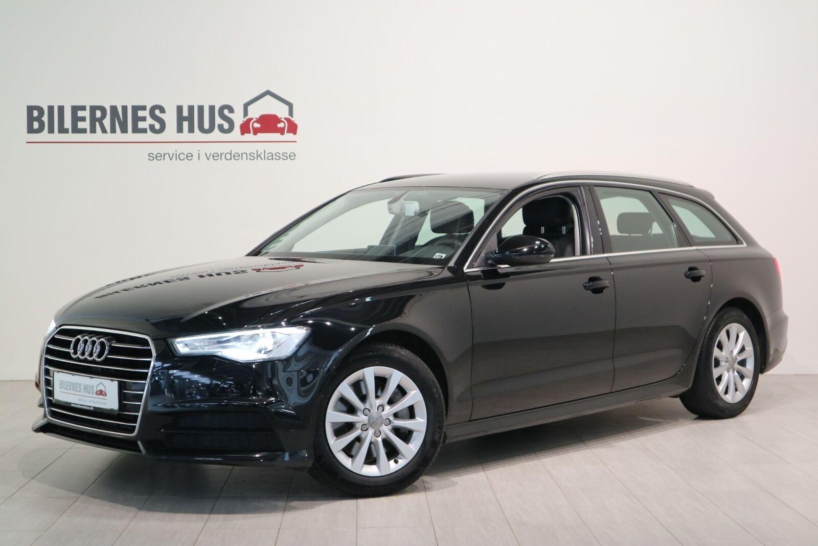 Audi A6 Billede 1