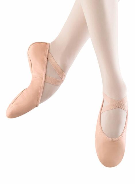 "S0 Bloch Adult /""Prolite II Hybrid/"" Split-Sole Leather Ballet Shoes CLEARANCE"