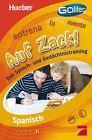Spanisch Auf Zack! von Guillermo Iborra Jiménez und Luciana Ziglio (2013, Kunststoffeinband)