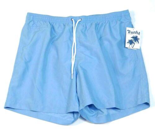 Blue Brief Lined Swim Trunks Water Shorts Men/'s NWT Trunks Surf /& Swim Co