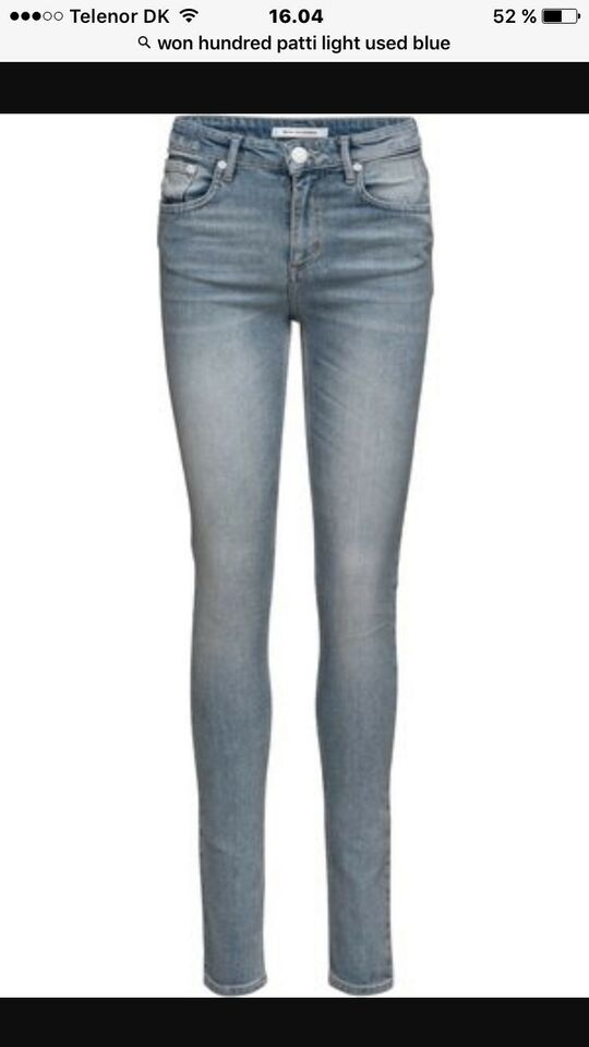 Jeans, Won hundred, str. 29