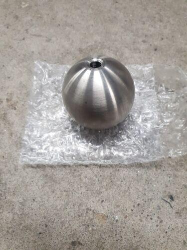 Edelstahl V2A Kugel Massivkugel Ø Durchmesser 40mm M8 Vollkugel