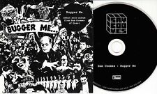 SAM COOMES Bugger Me 2016 UK 9-track promo CD Quasi