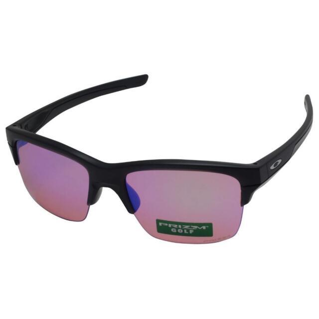 62e3d08d87 Oakley OO 9316-05 THINLINK Matte Black Prizm Golf Mirror Lens Mens  Sunglasses .