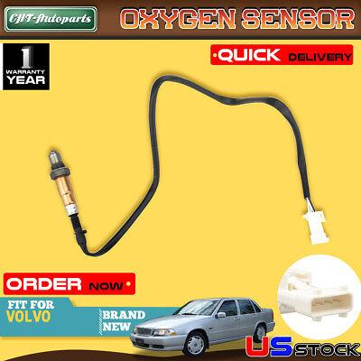Rear O2 Oxygen Sensor for Volvo C70 S40 S60 S70 S80 V50 Turbo UP or Downstream