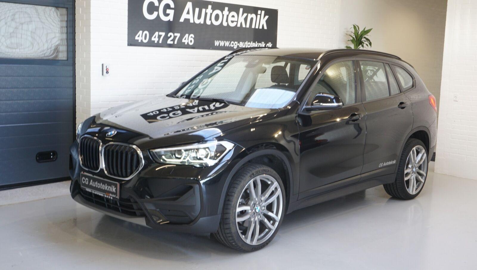 BMW X1 2,0 sDrive18d aut. 5d - 389.900 kr.