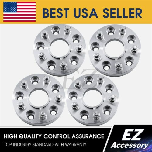 """4 Wheel Hub Centric Adapters Porsche 5x130 911 Panamera Boxter Spacers 2/"""""""