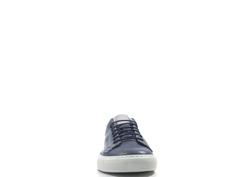 schuhe J.P.Q. Man Man Man Turnschuhe trendy Blau Natural leather 8060-BA 5d6505
