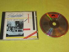 Shakatak City Rhythm – Rare 1985 CD Album Jazz Funk Soul (827 485-2).