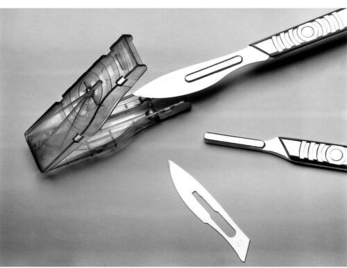Genuine Swann Morton STERILE SURGICAL BLADE REMOVER Safe Secure Easy to Use