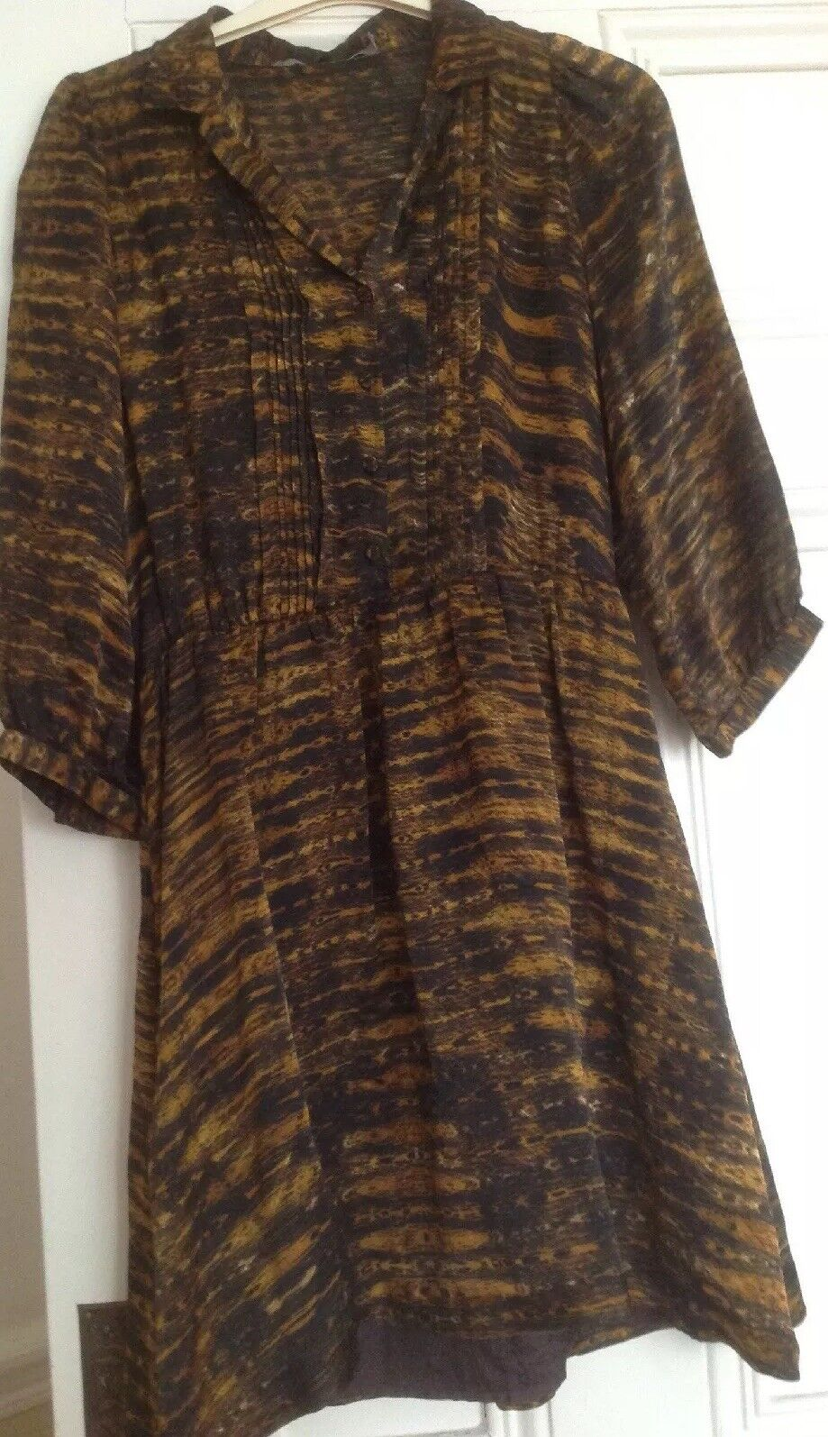 TIGER OF SWEDEN silk Dress size 10-12(36)