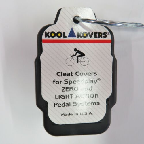 Kool Kovers Cleat Covers For Road Bicycle Shoes Shimano Speedplay LOOK
