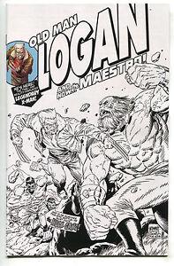 Old-Man-Logan-25-Marvel-NM-Incredible-Hulk-181-Homage-Wolverine-Sketch-Variant
