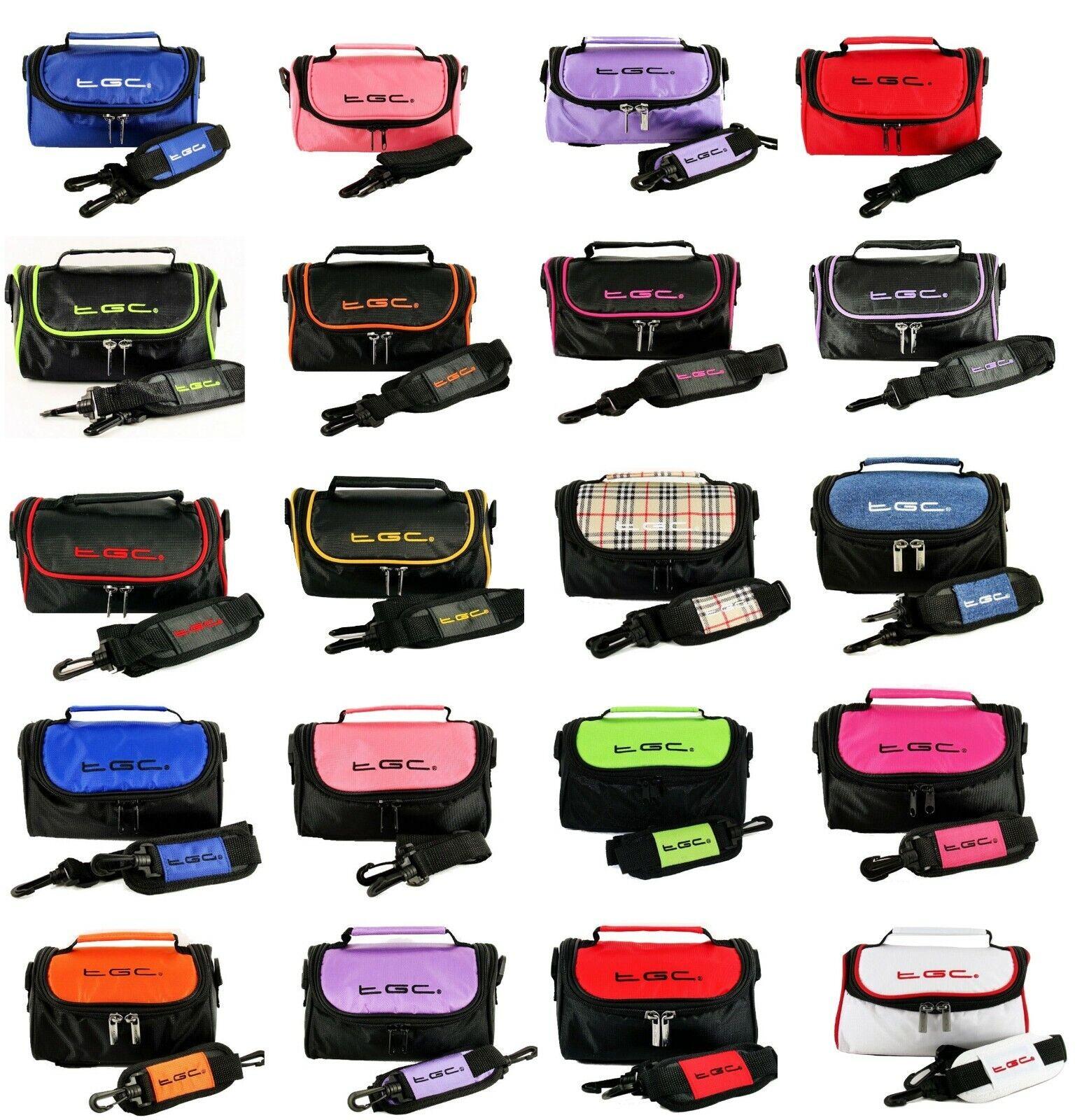 New Canon PowerShot SX620 HS Camera Shoulder Case Bag by TGC ®