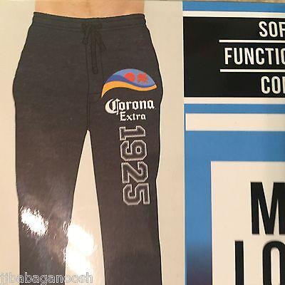 CORONA EXTRA Mexican Mexico beer beach NEW Men/'s 5 Pair CREW SOCKS SIZE 8-12