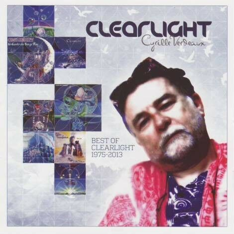Clearlight - Best of Clearlight 1975-2013 (CD)