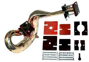 Exhaust Pipe Dent Removal Blow Out Kit 2 Stroke Honda Cr125 Cr250 Cr500 All Year Ebay