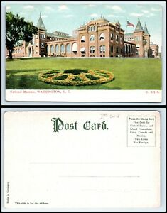WASHINGTON-DC-Postcard-National-Museum-Q42