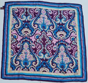 Foulard-carre-scarf-dondup-100-silk-soie-pura-seta-original-made-in-italy-hand