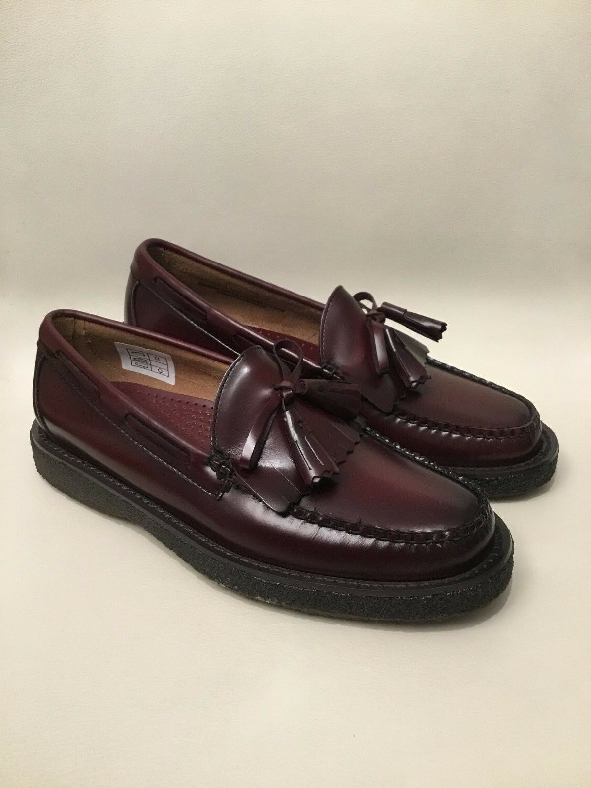 reputable site 003d6 ba778 G.H. BASS       CO WEEJUNS LAYTON KILTIE TASSELED LOAFERS SIZES FROM to 12  e3d4b0