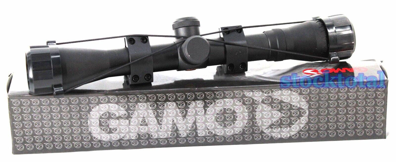 Visor  Telescópico 1  4x32 WR Serie Sporter Gamo VE4X32WR G  alto descuento