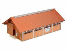 patiniert NEU//OVP Faller H0 130522 Modernes Stallungsgebäude