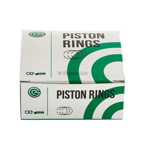 USA Piston Rings Fit 92-05 Lexus GS300 IS300 Toyota Supra Turbo 3.0 2JZGE 2JZGTE