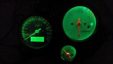 GREEN HONDA CB600FS HORNET S 01-03 led dash clock conversion kit lightenUPgrade