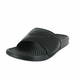 separation shoes b0096 5f90c Image is loading NIKE-BENASSI-JDI-BLACK-BLACK-BLACK-343880-001-