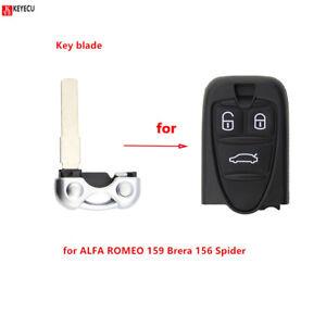 Remote-Car-Key-blade-Replacement-Uncut-Blade-for-ALFA-ROMEO-159-Brera-156-Spider