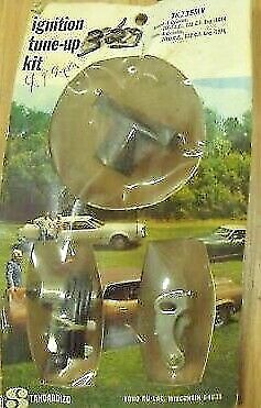 74 FORD Pinto Mercury Bobcat 4 Cylinder Ignition Tune Up Kit 2000 cc//122 ci