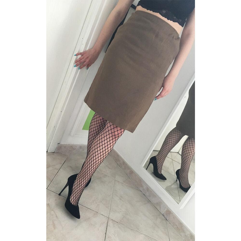 Vintage Valentino skirt - pencil skirt, plus size skirt, curvy woman, curvy