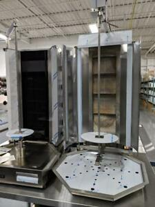 BRAND NEW Electric/Natural Gas Shawarma and Doner/Donair Gyro Broiler Machines - Display and Warming Equipment City of Toronto Toronto (GTA) Preview