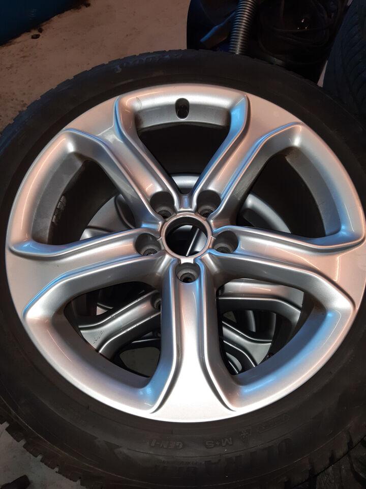 """Audi A4 - A5 - A6 - Q2 Org. 17"""" Alufælge med vi..."""