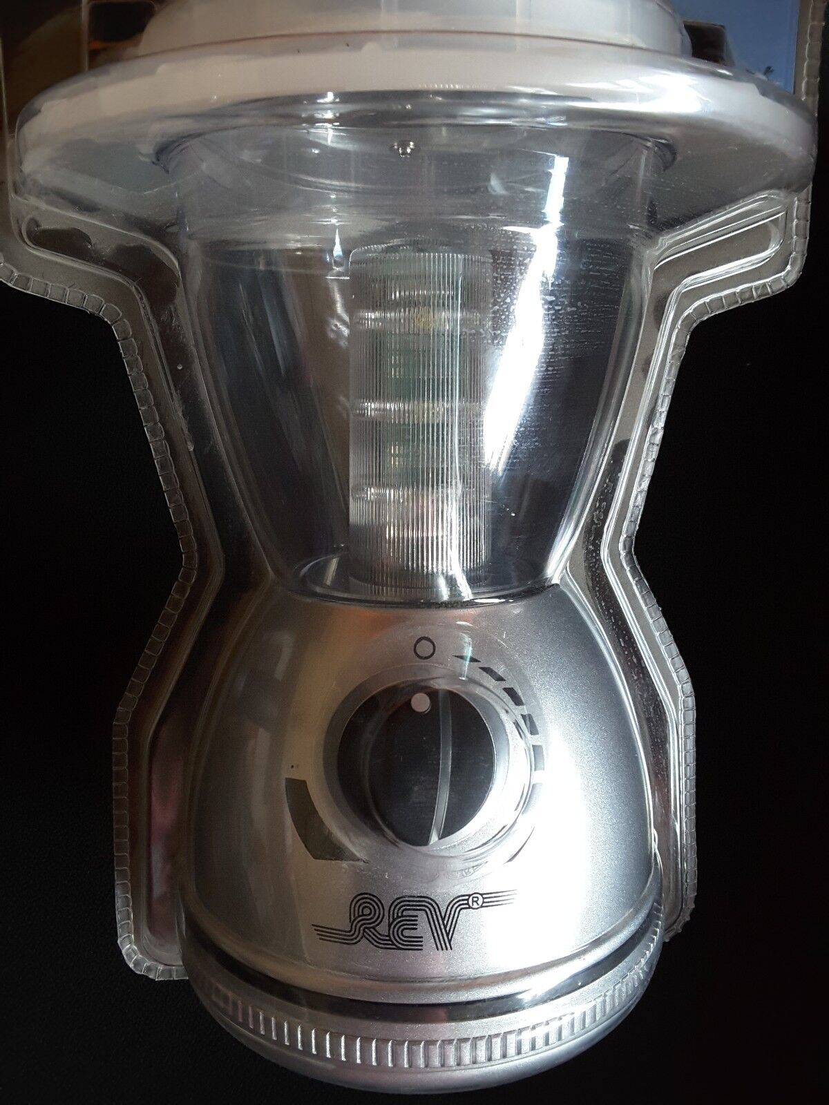 NEW REV RITTER PORTABLE CAMPING LAMP