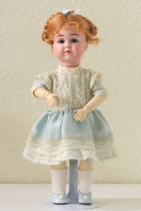 Mein-Liebling-K-amp-R-117-Ref-034-A-034-Poupee-Ancienne-Reproduction-Antique-doll