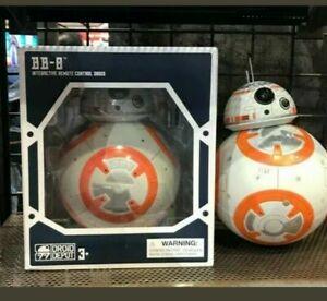 Star-Wars-BB-8-Remote-Control-Droid-Toy-Disneyland-Galaxy-s-Edge-NEW