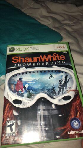 aeacec7d3ed Shaun White Snowboarding (Microsoft Xbox 360